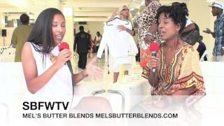SMALL BOUTIQUE FASHION WEEK TV NYC INTERVIEW WITH MELS BUTTER BLENDS