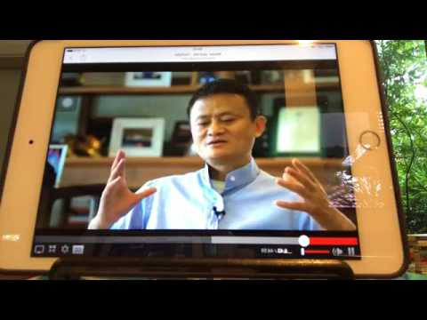 สุทธิชัย Live :Exclusive interview with Jack Ma! | 22 ก.ค 60