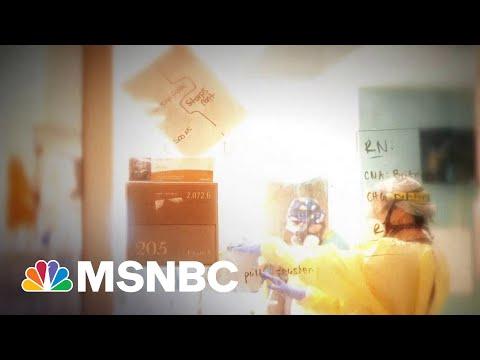 Rising Coronavirus Cases Fuel Resurgence Fears | MSNBC