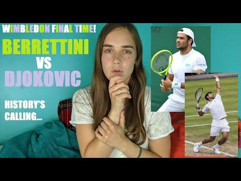 Berrettini Has His Work Cut Out Against Djokovic... | Wimbledon Final Preview & Prediction
