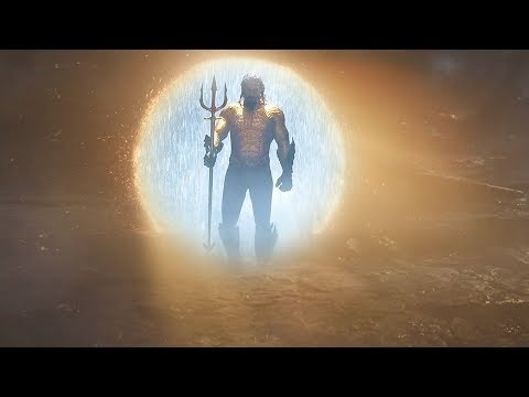 Justice League: End Game - Portal Scene