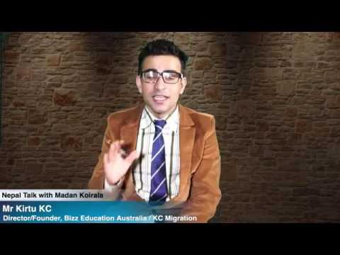 Kirtu Kc On Nepal Talk With Madan Koirala Episode