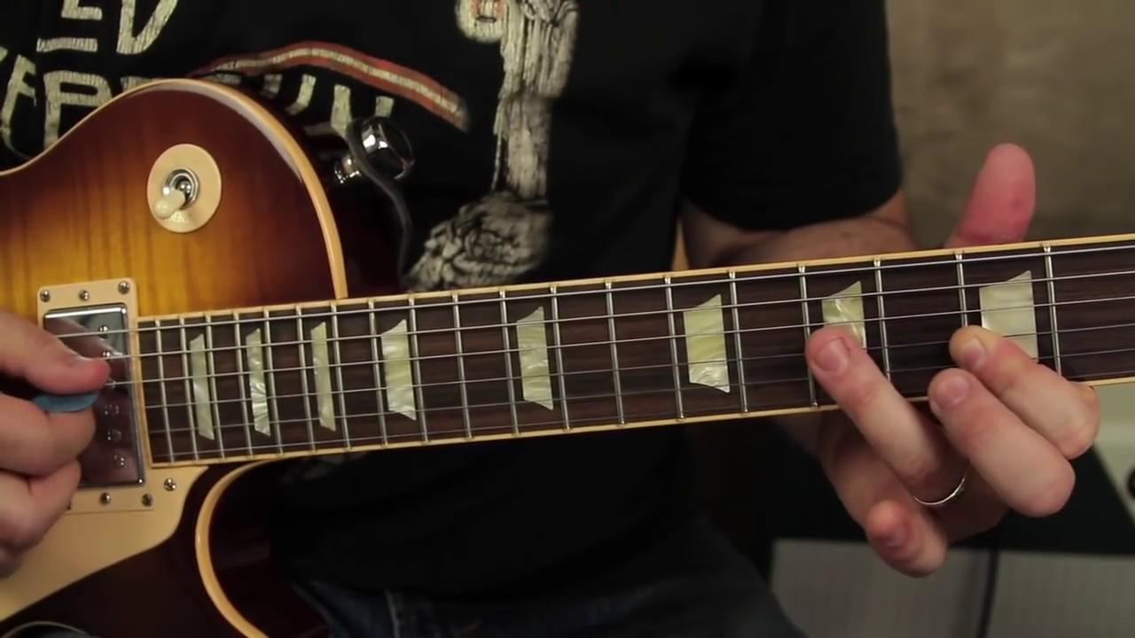 Black Dog Led Zeppelin Guitar Lesson