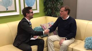 Aaron Sorkin interview for MOLLY