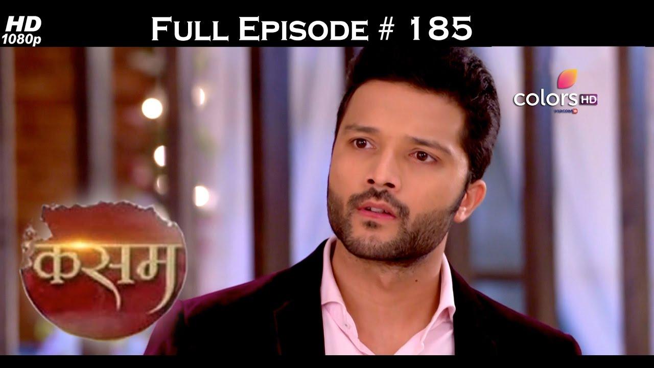 Kasam - 17th November 2016 - कसम - Full Episode (HD)