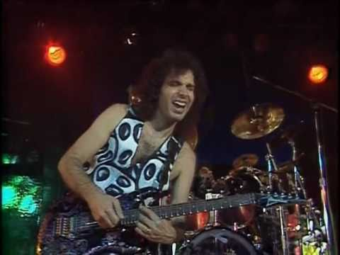 Memories - Joe Satriani - Montreux Jazz 1988