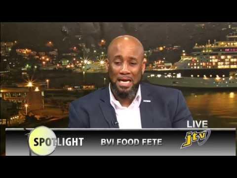 SPOTLIGHT   BVI FOOD FETE