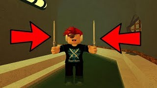 ELEGANT BLADE BOSS! (Roblox Assassin)