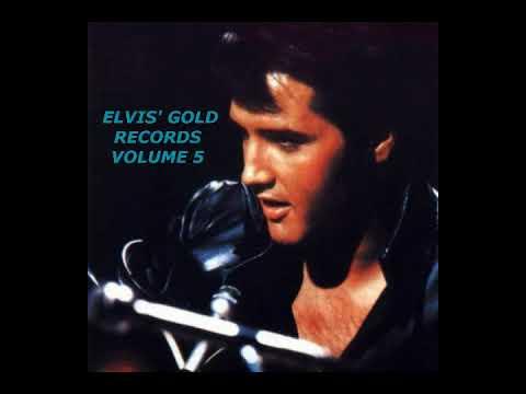Elvis Presley-Elvis' Gold Records Volume 5 - Warm LP sound