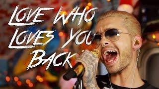 Скачать TOKIO HOTEL Love Who Loves You Back Live In Los Angeles CA JAMINTHEVAN