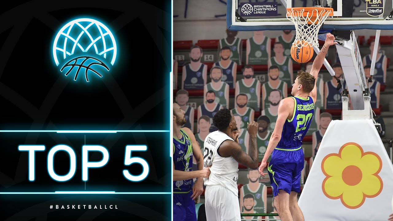 Top 5 Plays | Gameday 7