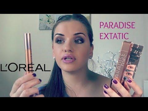 9cab94d1ae6 Nouveau mascara Paradise Extatic de L'Oréal Paris - YouTube