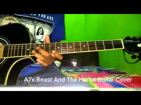 avenged sevenfold beast and the harlot acoustic guitar cover instrumental youtube. Black Bedroom Furniture Sets. Home Design Ideas
