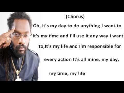 Tarrus Riley - My Day Lyrics