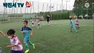 2021.6.12 레알K FC VS. 포항 위너 FC / 2~3학년 연습경기 2