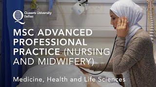 MSc Advanced Professional Practice (Nursing and Midwifery)