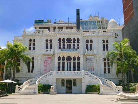 The Sursock Museum of Contemporary Art - A Cultural Treasure in Beirut, Lebanon