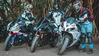 Short Spin with Superbike Gang!
