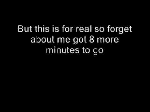 Johnny Cash - 25 minutes to go with lyrics