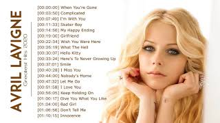 Arvil Greatest Hits Full Album - Best Songs of Avril (ArvilLavigne) HD/HQ
