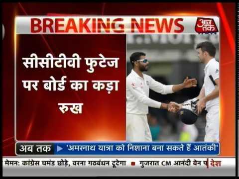 Jimmy Anderson to face hearing on Aug 1 over Ravinder Jadeja spat
