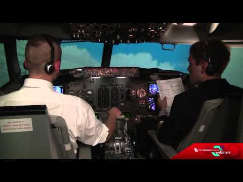 Webinar 'How do pilots cope with bad weather conditions?'