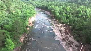 Lower Mountain Fork River June 14, 2015, Part 2