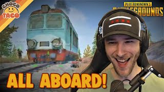 chocoTaco's the Conductor Now on Vikendi Remastered - PUBG Gameplay