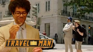 Over TWO HOURS oḟ Richard Ayoade's FUNNIEST Bloopers/Deleted Scenes   Travel Man