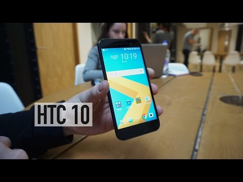 HTC 10 Hands On Review: The reboot that we