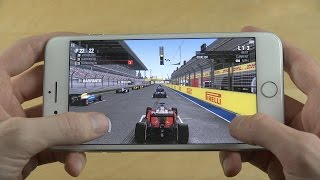 F1 2016 iPhone 7 Plus Gameplay Review!
