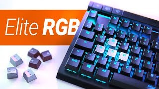 Die PERFEKTE RGB Gaming Tastatur?! HyperX Alloy Elite RGB