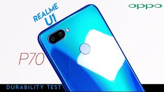 Realme U1 Durability Test- Midframe Kink? Scratch fail |Unboxing|3 Day Review|Camera vs RN6 Pro
