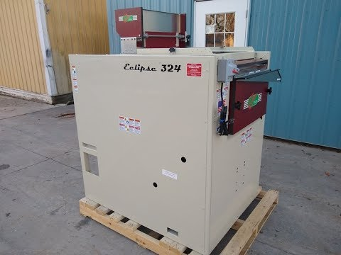 Clipper Eclipse 324 Seed & Grain Cleaner