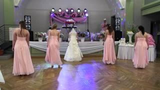 """Группа """"ТалисМан"""". Танцевальный сюрприз от невесты."""