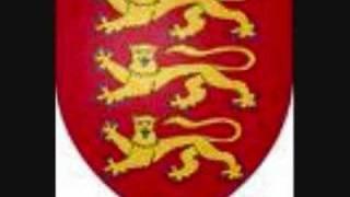 Himno y escudo de Inglaterra