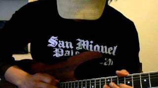 Gambar cover How to Play Till Death Do Us Part Solo - White Lion