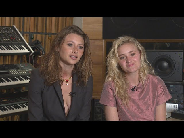 Aly & AJ On Making Music Their Priority (Exclusive)