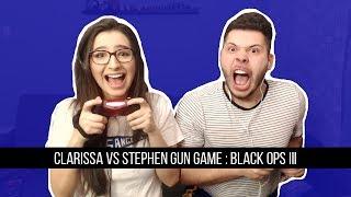 The most epic gun game ever!!! We both die?? (Black ops 3)