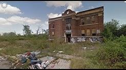 The Super Ghettos of Bankrupt Detroit - Part 1