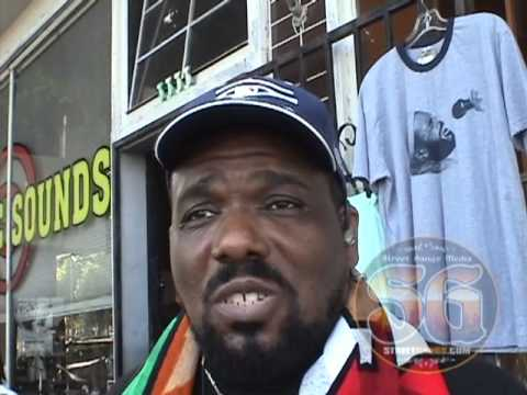 Afrika Bambaataa on street gang prevention, LA gangs in New York and global earth changes
