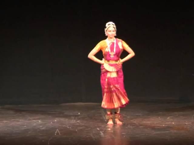 Thillana in Bharatanatyam by Priya Srinivasan