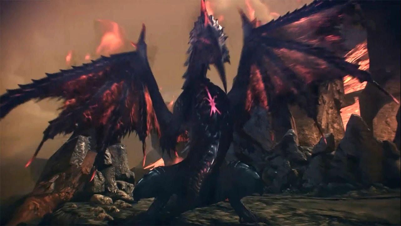 Monster Hunter Online - Merphistophelin Official Trailer First Appearance