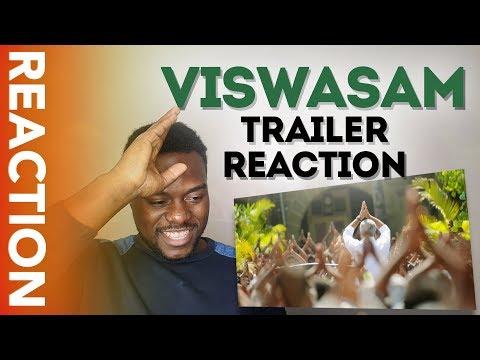 VISWASAM TRAILER REACTION | Ajith Kumar, Nayanthara for PONGAL 2019 Mp3