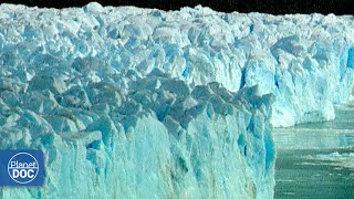 We know one of the most impressive glaciers in the world: this is the Perito Moreno