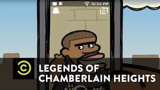 Legends of Chamberlain Heights - Exclusive - DJ Salad