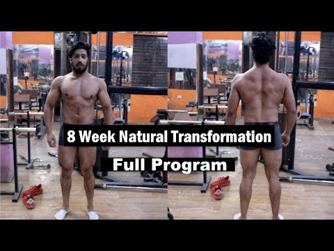 First Time In Indian Fitness YouTube Industry | 60 Day Natural Transformation Program