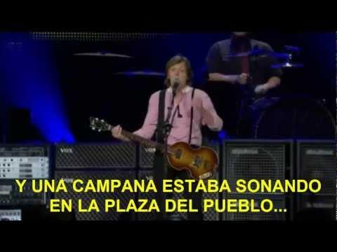 Paul McCartney- Band On The Run (Subtitulada Español) (Zócalo México: 2012)