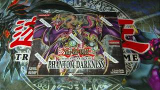 Best Yugioh Phantom Darkness 1st Edition Box Opening Ever! ONE YEAR ANNIVERSARY!