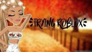 Trying Roblox! -JelloHelloMSP